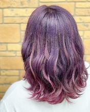 ハイトーンデザインカラー|e-style Lienのヘアスタイル