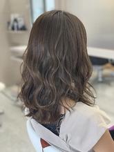 アッシュグレー|e-style Lien 牧野 北斗のヘアスタイル
