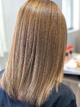 毛髪形状ケアプログラム|e-style Lien 牧野 北斗のヘアスタイル