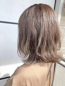 レイヤーボブ|e-style Lienのヘアスタイル