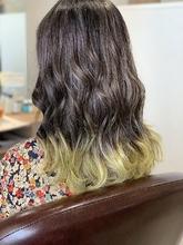 裾カラー|e-style Lien 牧野 北斗のヘアスタイル