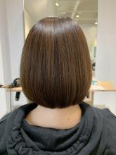 ショートボブ|e-style Lien 牧野 北斗のヘアスタイル