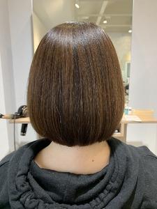 ショートボブ|e-style Lienのヘアスタイル