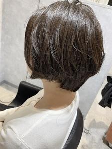 レディース ショート|e-style Lienのヘアスタイル