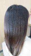 アロマハーブカラー+美髪チャージアクア