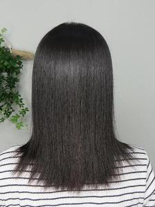 さらつや縮毛矯正|nacure hairのヘアスタイル