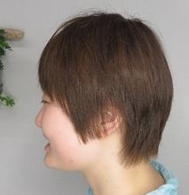 カジュアルショート|nacure hairのヘアスタイル