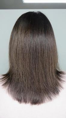 アロマハーブカラー|nacure hairのヘアスタイル
