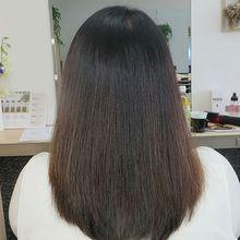 アロマハーブカラー+サイエンスアクア|nacure hairのヘアスタイル