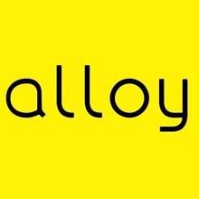 alloy  | アロイ  のロゴ