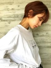 ショートマニッシュ美髪|alloy 平松 ヨシヒロのヘアスタイル