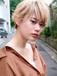 ハイトーン × マニッシュショート