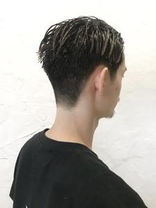 メンズ × フェードスタイル alloyのヘアスタイル