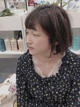 ミニボブ|MATISSE 井手 威大理のヘアスタイル