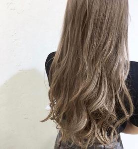 ハイトーングレイジュ|MATISSEのヘアスタイル