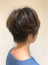 大人ショート|MATISSEのヘアスタイル