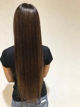 サラサラストレート|MATISSEのヘアスタイル