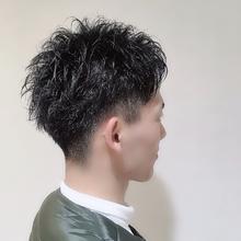 ツーブロックショート|MATISSEのヘアスタイル