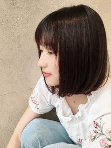 ショートボブ MATISSEのヘアスタイル