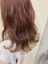 ヘアカラー【ラベージュ】|MATISSE 石尾 刻矢のヘアスタイル