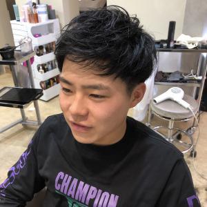 ショートアップバング|MATISSEのヘアスタイル