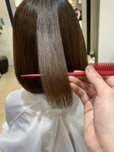 うるつやストレート|MATISSE 石尾 刻矢のヘアスタイル