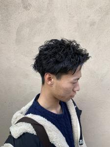ツイストスパイラルパーマ|MATISSEのヘアスタイル