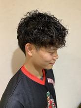 グランメゾンパーマ|MATISSE 石尾 刻矢のメンズヘアスタイル
