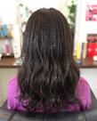 ラベンダーピンク ラベンダーカラー|healing salon Casaのヘアスタイル