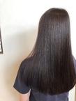 つや髪ロング さらさらストレート|healing salon Casaのヘアスタイル
