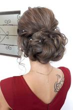 ヘアセット|healing salon Casaのヘアスタイル