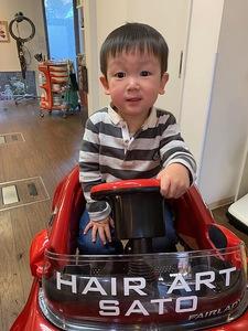 イメチェン!|HAIR ART SATOのヘアスタイル