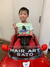 さっぱりショートヘア!|HAIR ART SATOのヘアスタイル