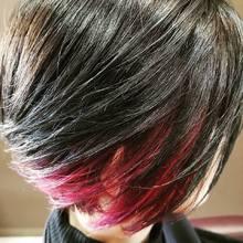ヴァンパイアレッド|hair&make Sawa 東御店のヘアスタイル