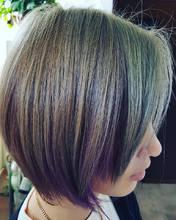 インナーカラー|hair&make Sawa 東御店のヘアスタイル