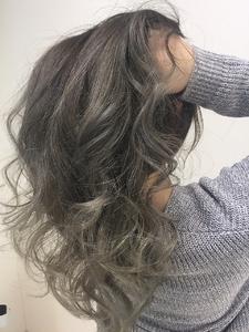 オーシャングレー|hair&make Sawa 東御店のヘアスタイル