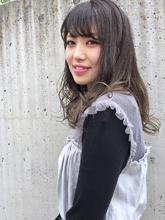 ナチュラルグラデーション|hair&make Sawa 東御店のヘアスタイル