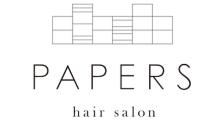 PAPERS  | ペーパーズ  〜かわいくなる秘密を引き出すサロン〜  のロゴ