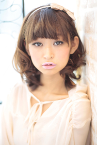 ラクラク可愛いアレンジ(え-013)