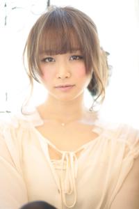 ラクラク可愛いアレンジ(え-001)