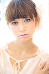 ラクラク可愛いアレンジ(え-014)