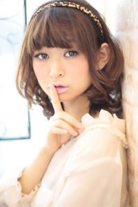 ラクラク可愛いアレンジ(え-021)