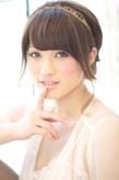 ラクラク可愛いアレンジ(え-032)