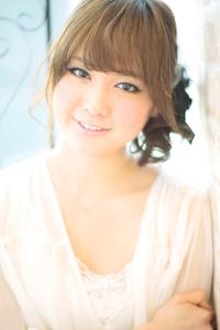 ラクラク可愛いアレンジ(え-033)