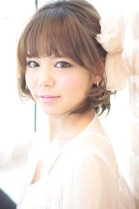 ラクラク可愛いアレンジ(え-041)