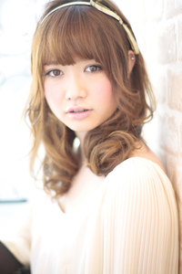 ラクラク可愛いアレンジ(え-045)