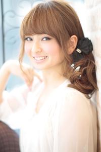 ラクラク可愛いアレンジ(え-068)