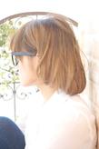 黒髪でも似合う!小顔髪型ゆるふわパーマヘアカタログ〜ラクラク可愛いアレンジ(え-079)