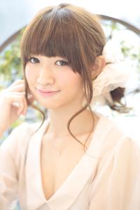 ラクラク可愛いアレンジ(え-052)