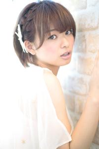 ラクラク可愛いアレンジ(え-058)